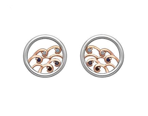 Ninth Wave Earrings