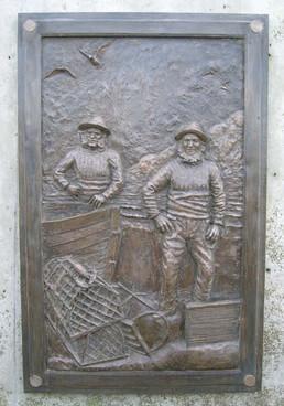 Lobster Fishermen - Sheringham