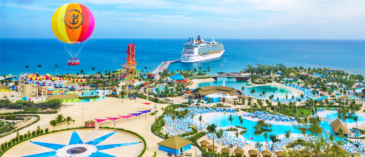 BAHAMAS & COZUMEL CRUISE WITH 2 DAYS AT PERFECT DAY