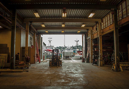 Snow and Company Shipyard Services