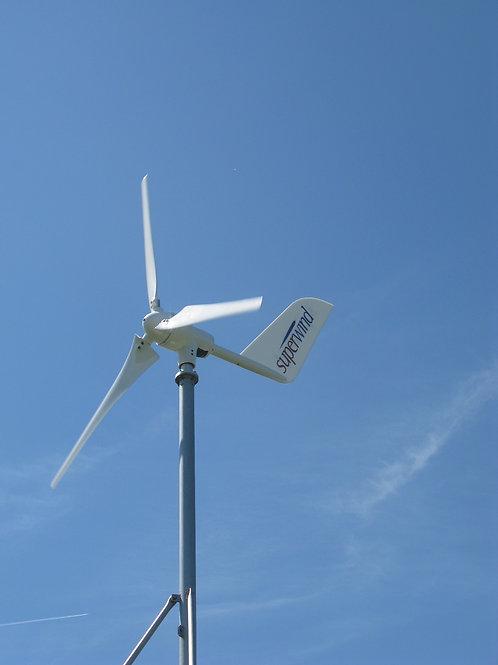 Superwind SW 1250 Set Netzeinspeisung