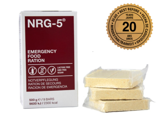 Set N8 NRG-5 Notration