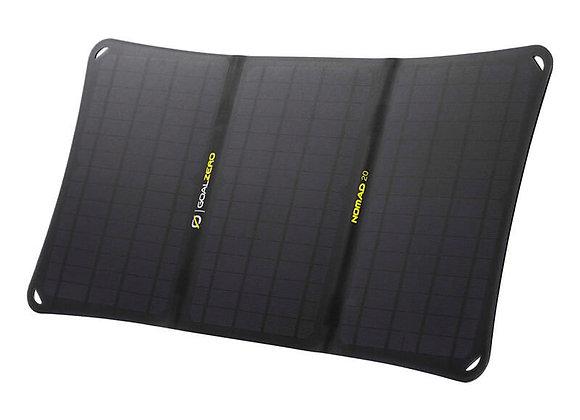 Goal Zero Nomad 20 Solarmodul