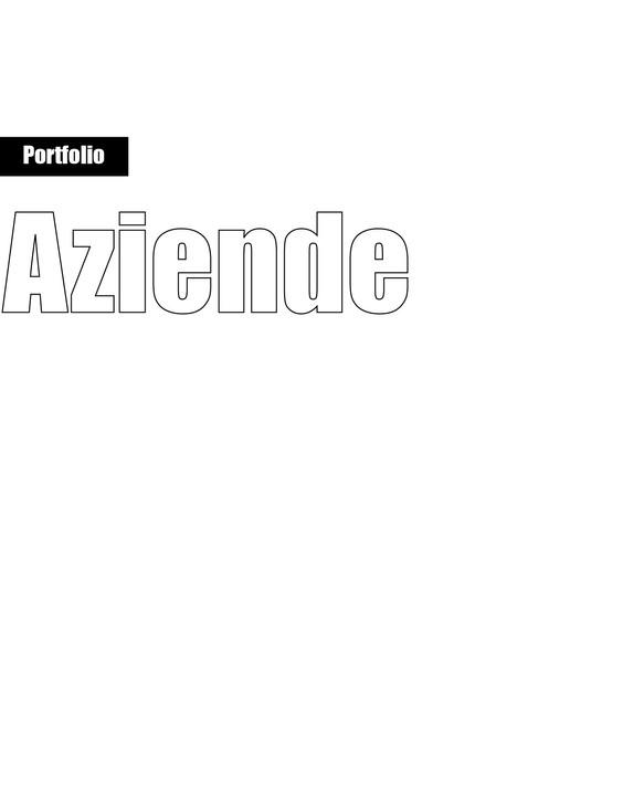 PORTFOLIO AZIENDE