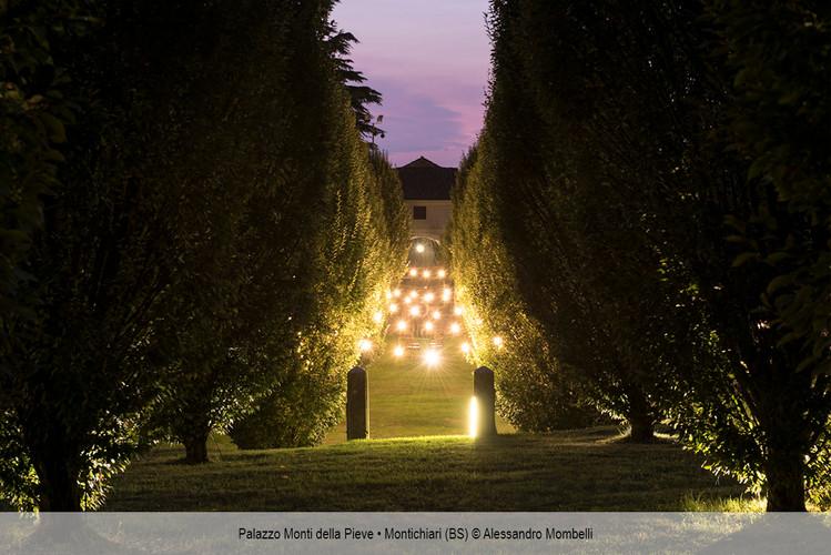 Palazzo Monti della Pieve • Montichiari (BS)