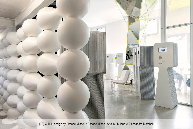 (3S) X TDH design by Simone Micheli • Simone Micheli Studio • Milano
