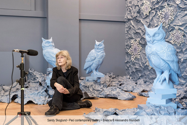 Sandy Skoglund • Paci contemporary Gallery • Brescia