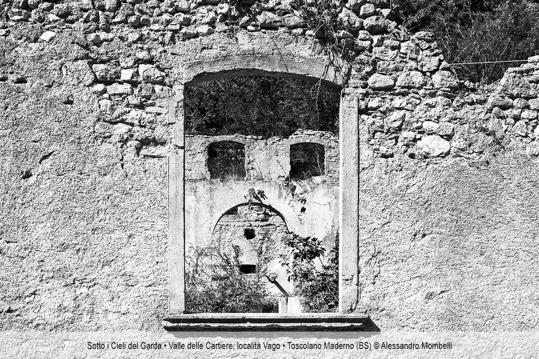 Sotto i Cieli del Garda • Valle delle Cartiere, località Vago • Toscolano Maderno (BS)