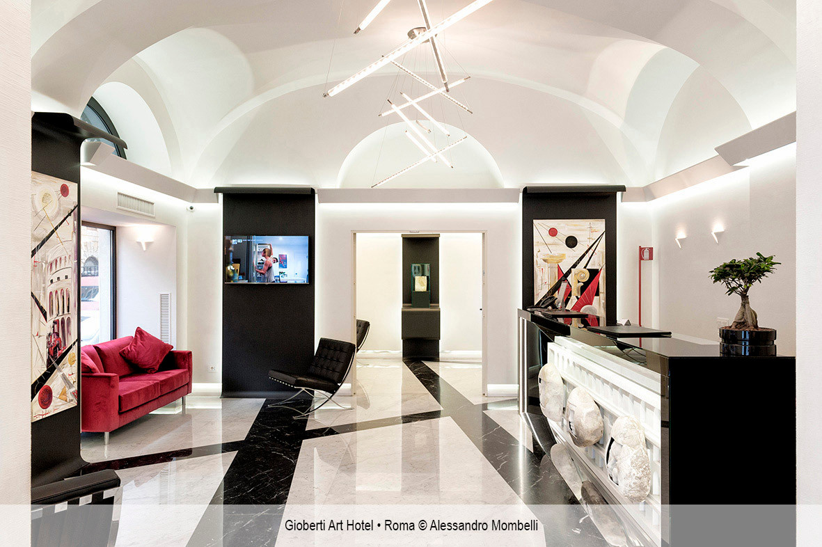 Gioberti Art Hotel • Roma