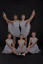 lyrical group dance