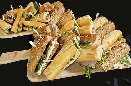 Bedrijfslunch   Belegde broodjes   Lunch   Luxe Broodjes