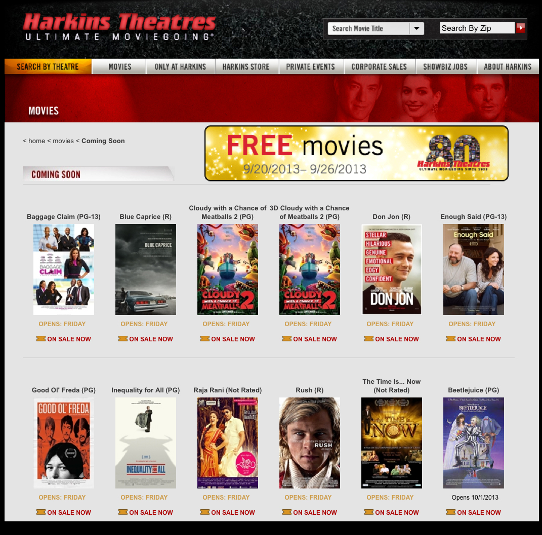 Harkins Theater