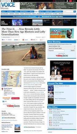 Village Voice Review