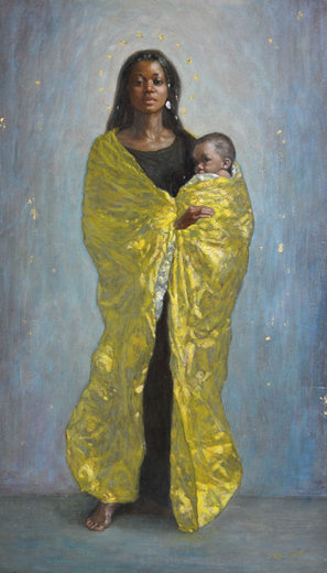 OUR LADY OF LORETO IN THE REFUGEES' CLOAK