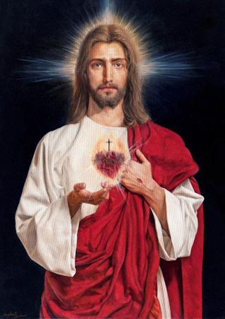 """SACRED HEART OF JESUS"""