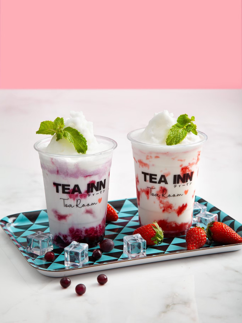 Yoghurt frappy