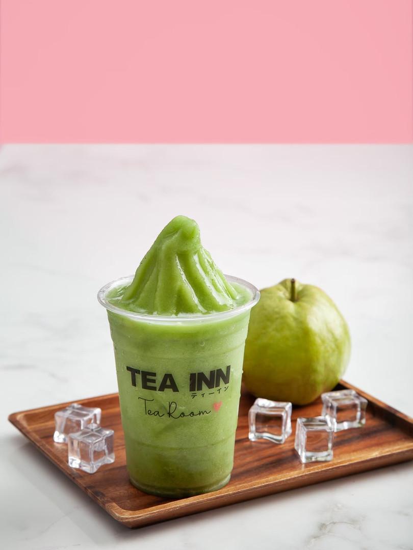 Kiwi guava frappy
