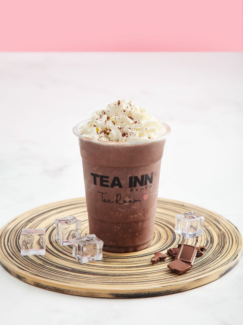 Chocolate frappy