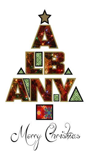 Albany NY ChristmasTee