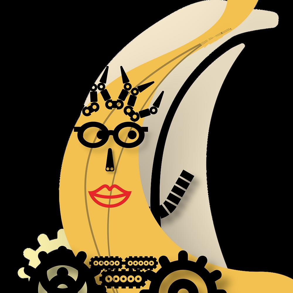 Better hire a banana robot than a difficult person!