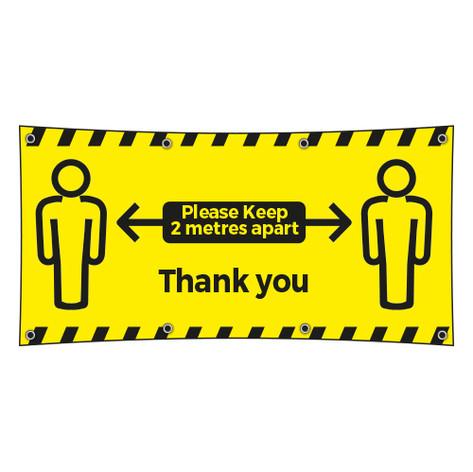 Social Distancing PVC Banner.jpg