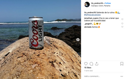 Fenomena Digital   Coors Light Panamá