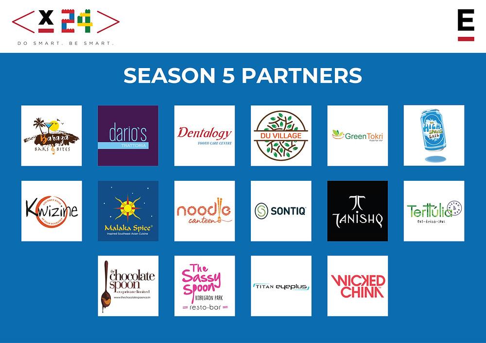 Season 5 partners