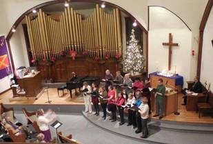 Holiday Concert at the La Grande United Methodist Church