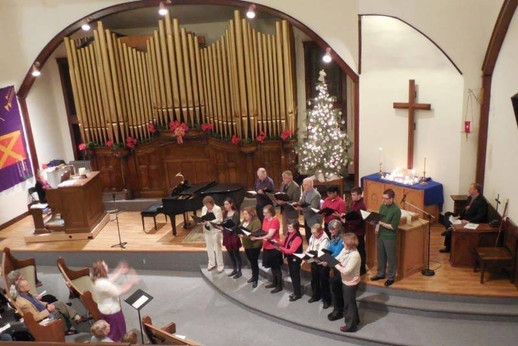 Holiday Concert at the La Grande United Methodist Church