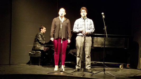 Vocal Performance for Castleton Convocation