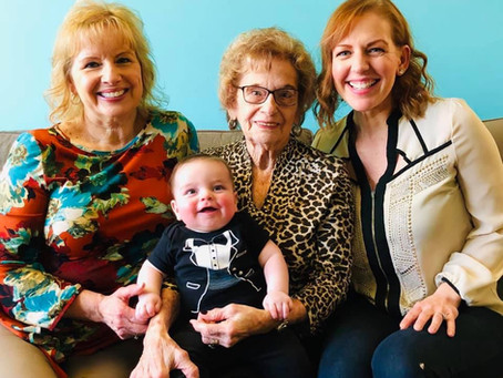 """4 Generations of Love""- 3-17-19"