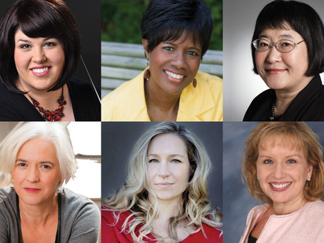 """Celebrating Six Women Choral Composers in Concert"" - March 2, 2020"