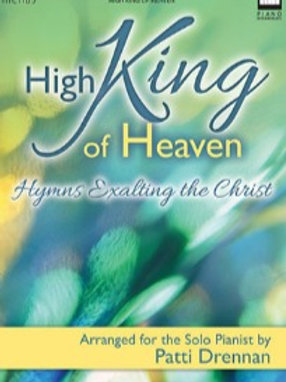 High King of Heaven piano book
