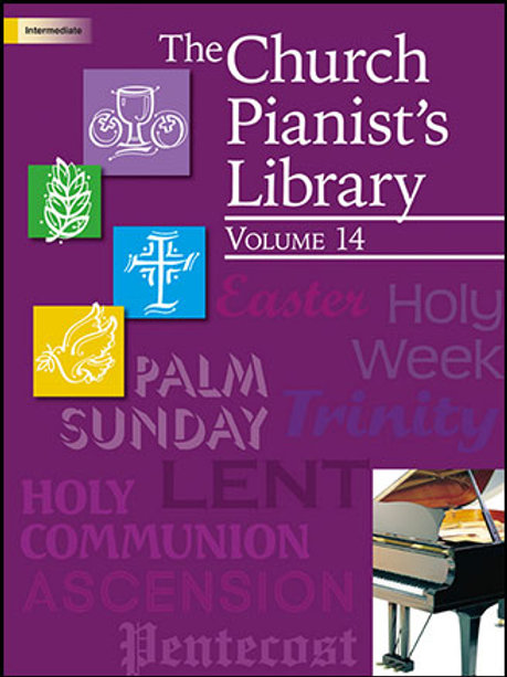 """""""The Pianist's Library"""" piano book by Patti Drennan and others"""