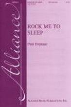 """Rock Me to Sleep"" out of print SSA choral music, Patti Drennan"
