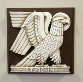 St John Eagle