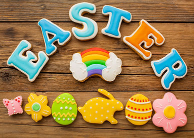 top-view-colored-easter-eggs-with-rainbo