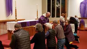 Episcopalian Eucharist