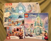 Frozen Fisher Price & Lego Bundle