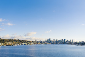 View of Seattle from Kirkland