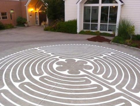 StJ Labyrinth