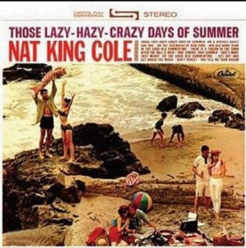Nat King Cole met 'On A Bicycle Built For Two'