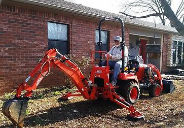 Plumbing Excavation Bentonville