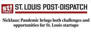 St Louis Post Dispatch Article Market Research Startup FocalCast Pandemic
