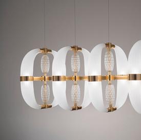 Lighting suspension