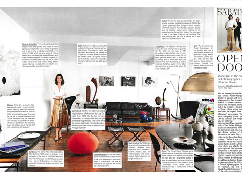 They speak about us in Sabato le magazine  du week-end de L'Echo