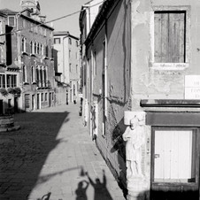 In Venice With Happiness III