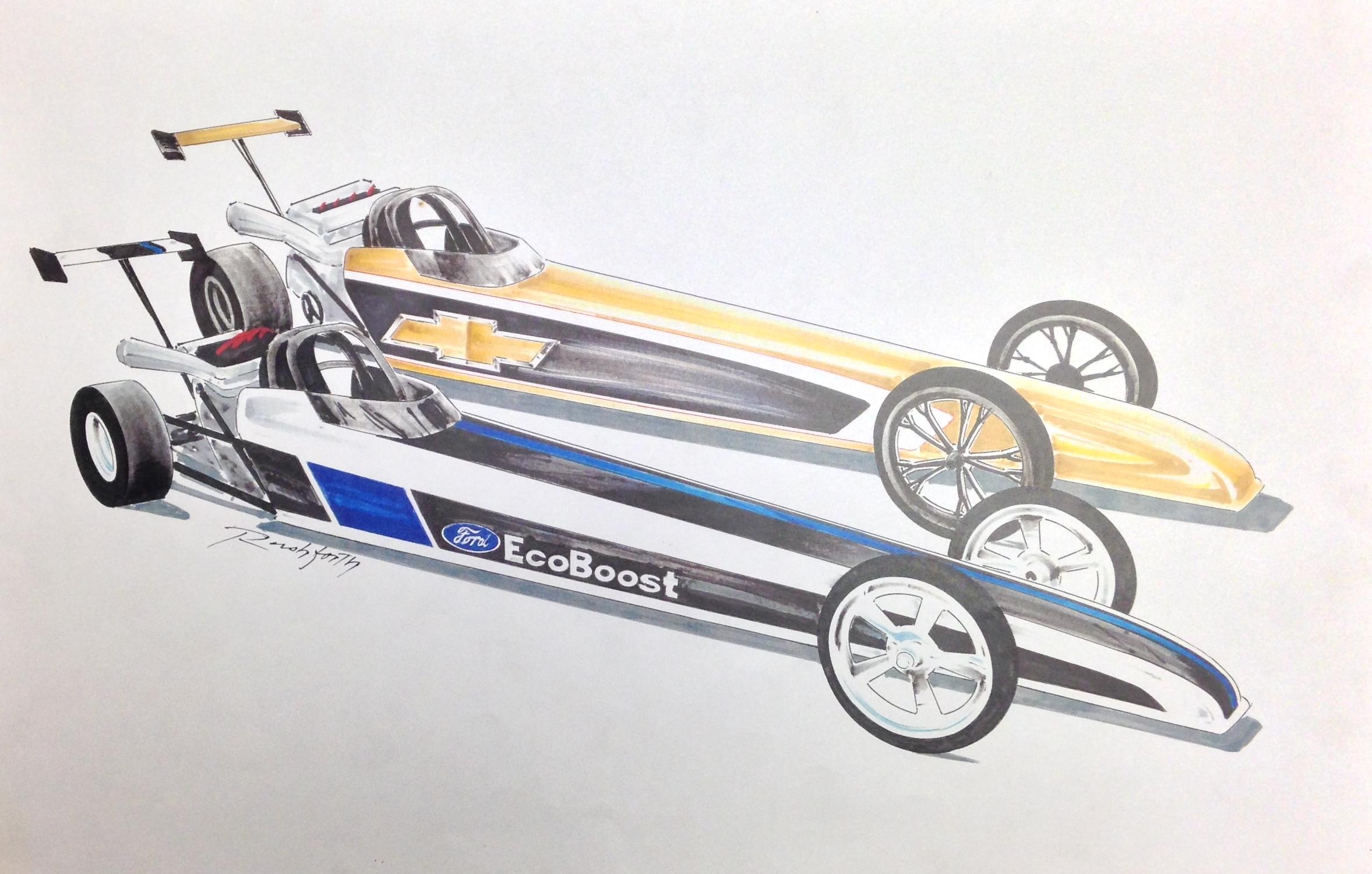 e-spec Racecars