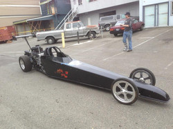 e-spec Racecars - motorcycle powered