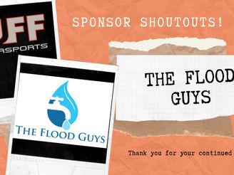 Sponsor ShoutOut - The Flood Guys